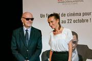 Jean-Paul Rappeneau et Salomé Stévenin