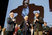 Thierry Frémaux, Bertrand Tavernier et David Kimelfeld