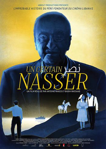 Certain Nasser Affiche