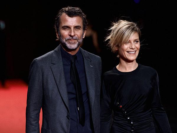 Éric Lartigau et Marina Foïs