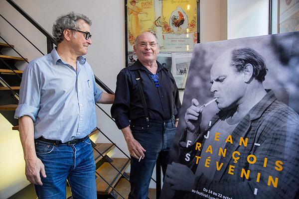 Rencontre avec Jean-François Stévenin