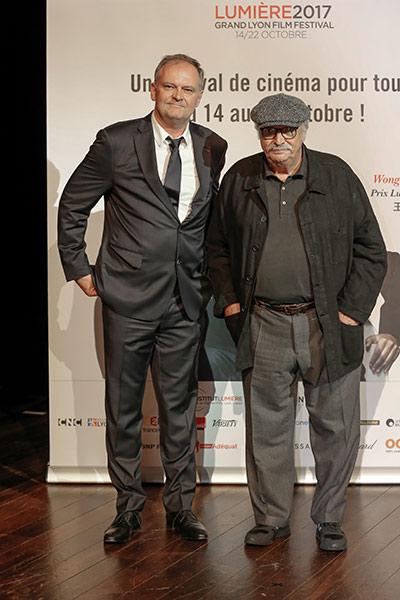 Christian Carion et Jean Becker