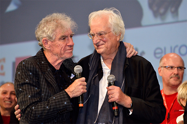 Christopher Doyle et Bertrand Tavernier
